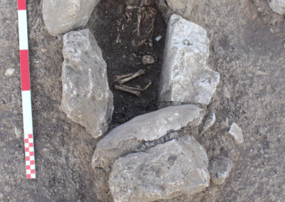 Grd-i Tle ásatás, temetkezések – 7. sír