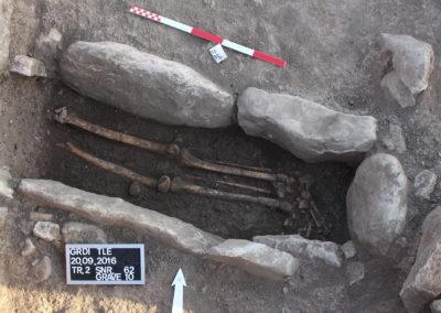 Grd-i Tle ásatás, temetkezések – 10. sír