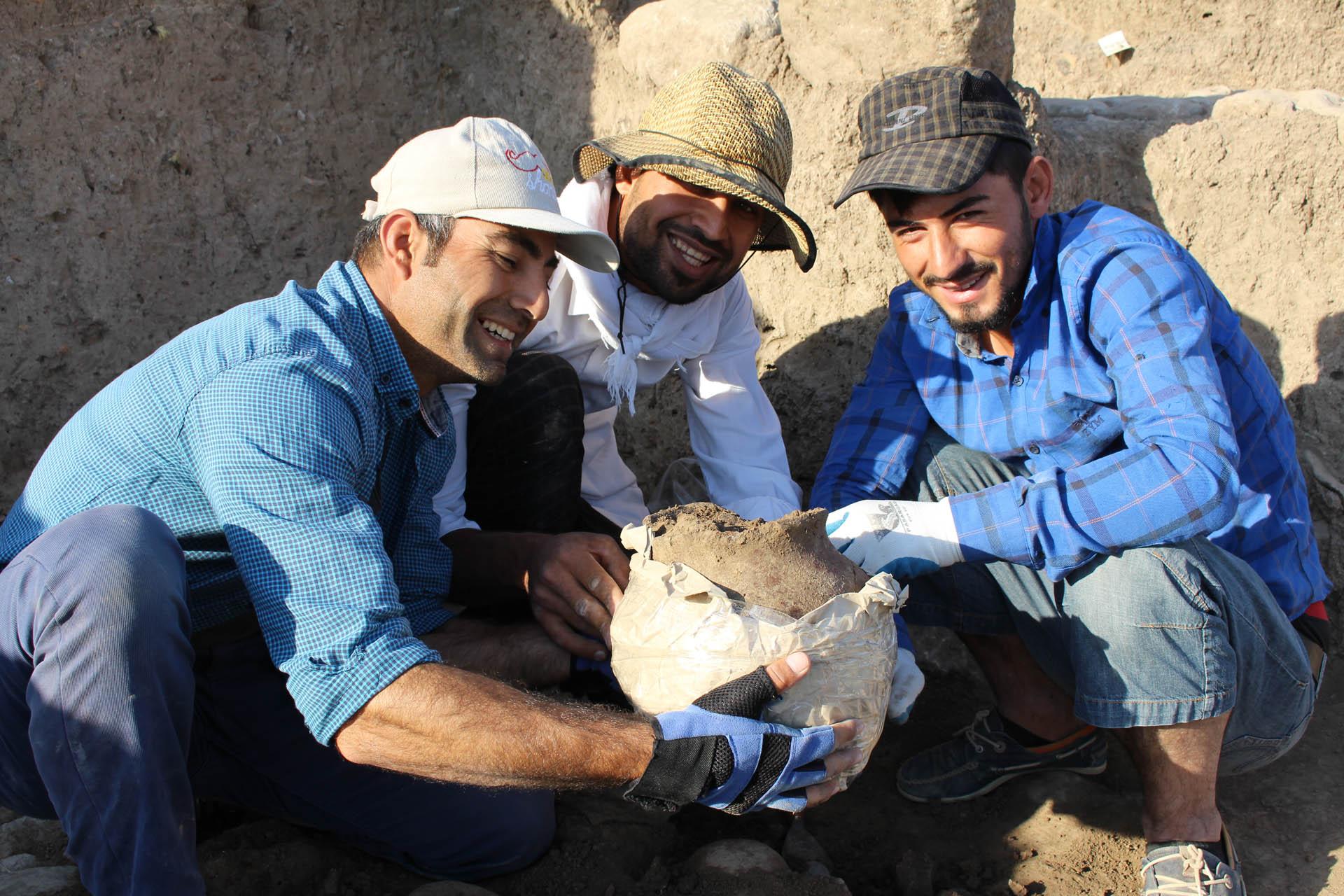 ELTE BTK Kurdisztán régészeti expedíció. Ásatás Irakban, Sumer, Babilon és Asszíria ősi földjén